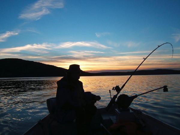 Prikolnye limage sur la pêche