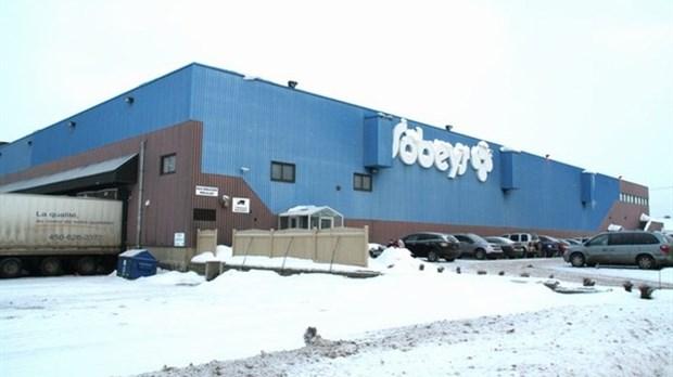 sobeys fermera son centre de distribution de rivi re du loup. Black Bedroom Furniture Sets. Home Design Ideas