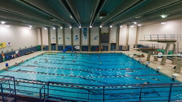 Fermeture temporaire de la piscine du centre sportif for Cegep de chicoutimi piscine