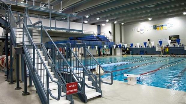 Horaire des f tes au centre sportif du c gep for Cegep de chicoutimi piscine