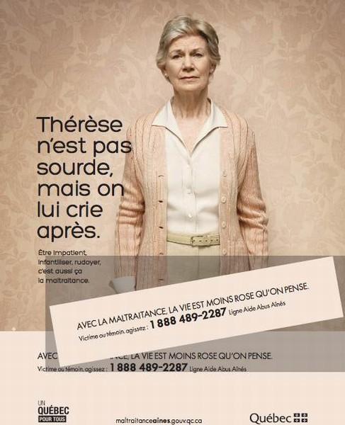 Lancement D'une Campagne Contre La Maltraitance Envers Les