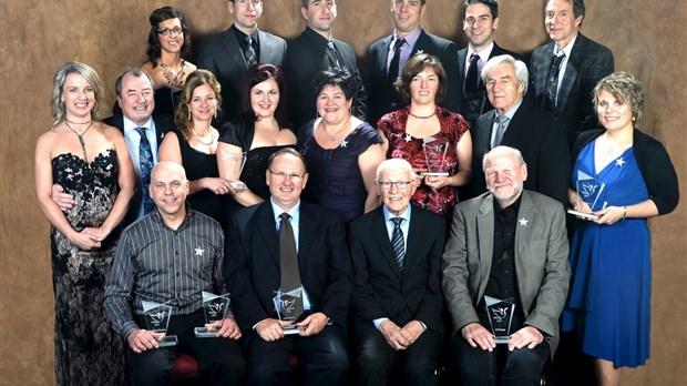 Tous les gagnants du 38e gala des prestiges photos for Chambre de commerce riviere du loup