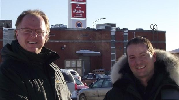 Brian mcdougall personnalit du mois de la chambre de for Chambre de commerce riviere du loup