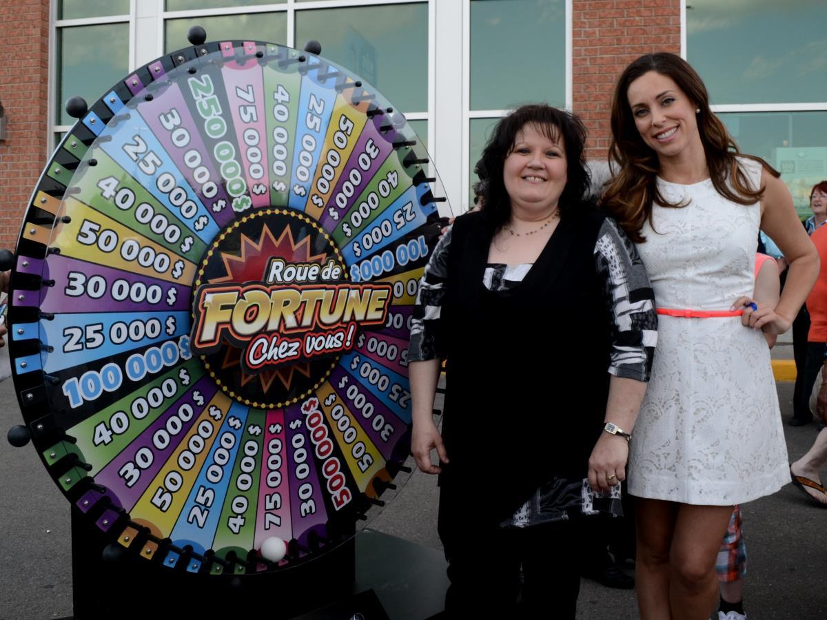 Chantale Bérubé remporte 75 000$  infodimanche.com