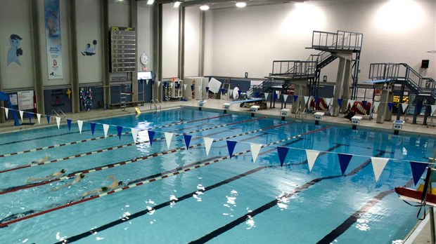 Inscription aux activit s du centre sportif et horaire for Cegep de chicoutimi piscine