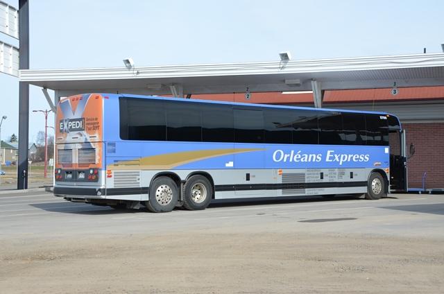 Orléans Express réduira ses horaires le 18 janvier - Info Dimanche