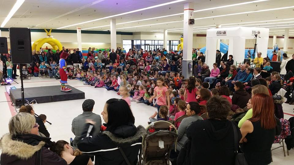 Retour des journées familiales au Centre commercial de Rivière-du-Loup - Info Dimanche