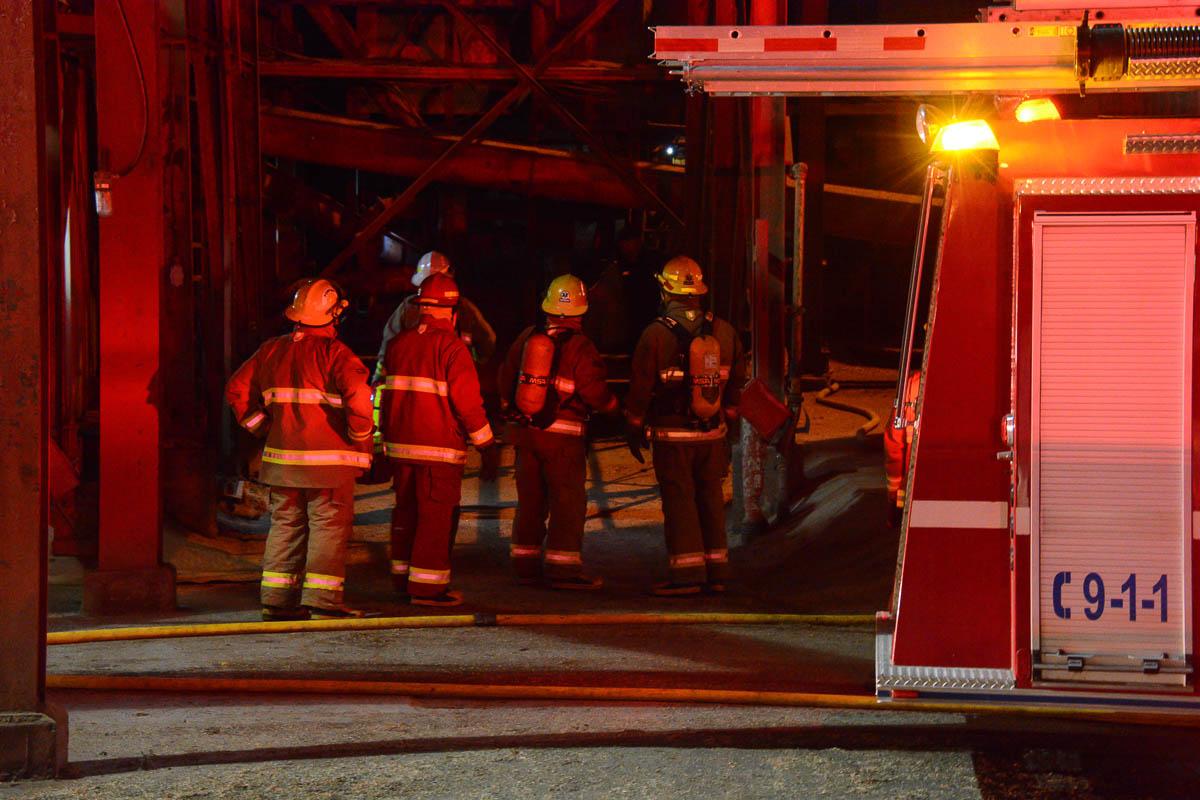 Les pompiers de L'Isle-Verte formés par Rivière-du-Loup - Info Dimanche