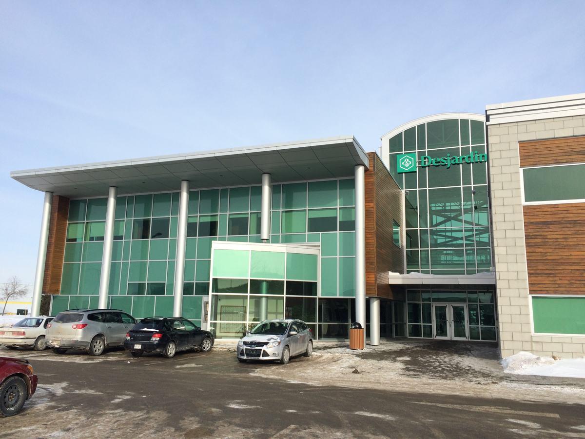 Fermetures en vue à la Caisse Desjardins de Rivière-du-Loup? - Info Dimanche