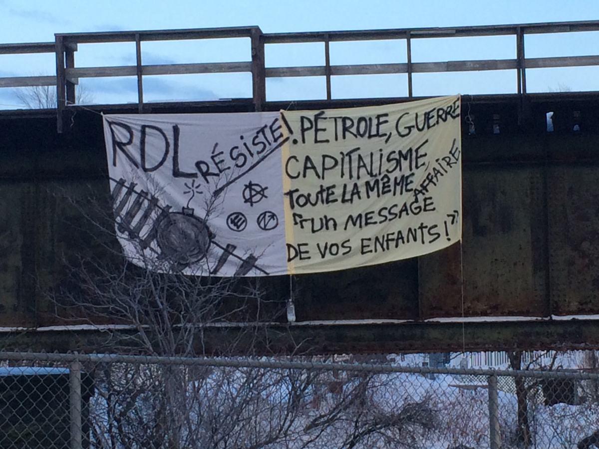 Rivière-du-Loup résiste! - Info Dimanche
