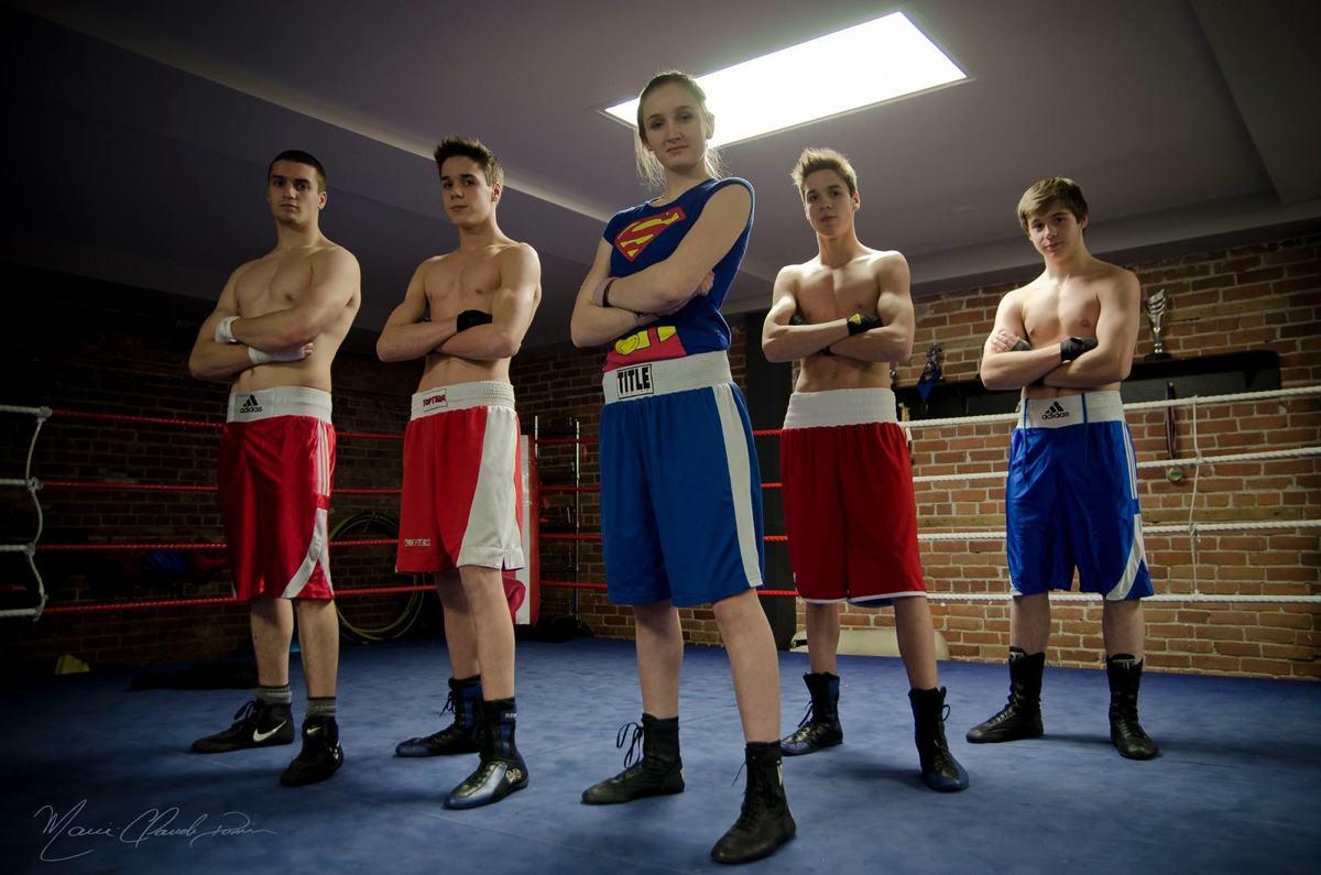 5 boxeurs de la région au Championnat canadien - Info Dimanche