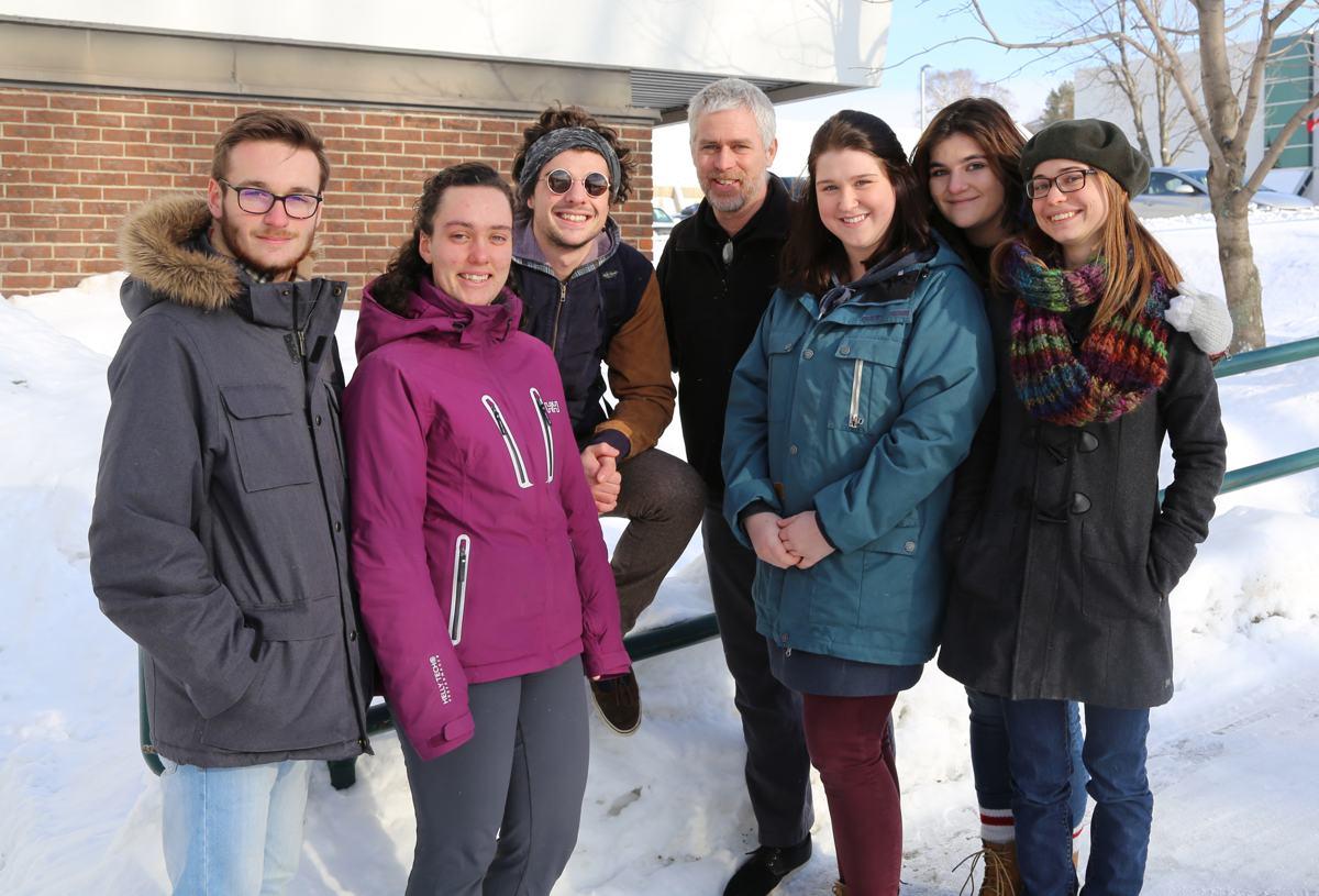 2 équipes de Rivière-du-Loup au Concours de sculpture sur neige - Info Dimanche