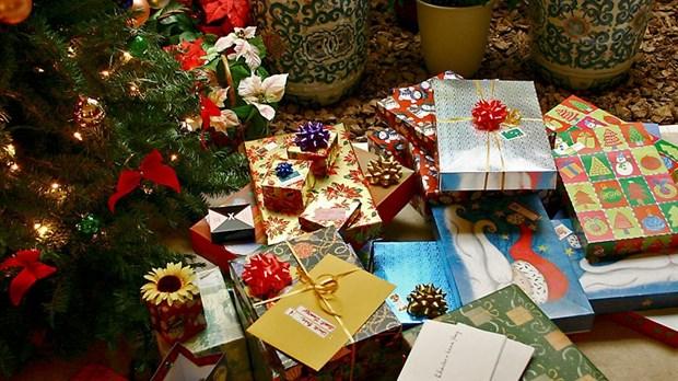 Les échanges de cadeaux à Noël, une tradition qui séduit