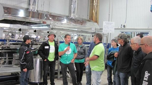 6 250 personnes ont visit les fermes du bas saint laurent for Porte ouverte upa