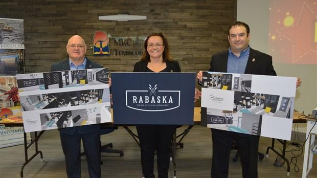 Rabaska un espace de travail collaboratif au t miscouata for Espace de travail collaboratif