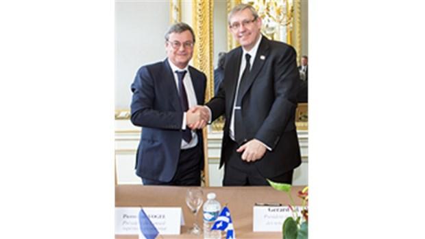 Un accord de coop ration entre les notaires de france et for Chambre de notaires quebec