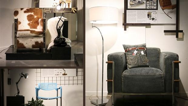 Exposition des tudiants en design d int rieur du 23 mars for Design d interieur cegep garneau