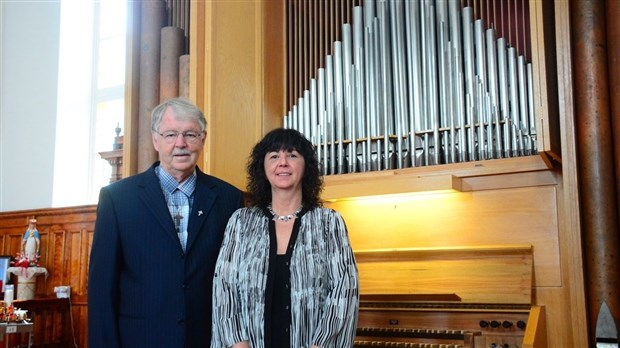 Un orgue allemand reprend vie à l'église de Saint-Ludger