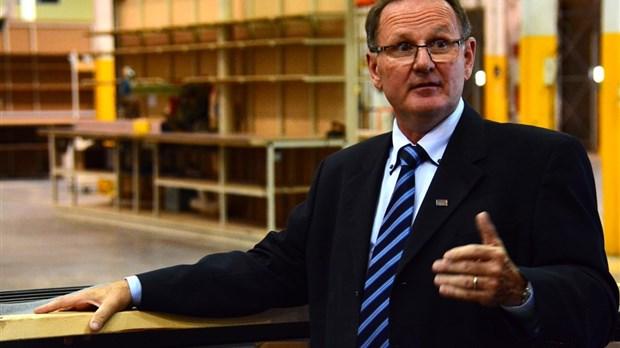 150 nouveaux emplois et 5 m d investissements pour lepage for Fenetre lepage millwork