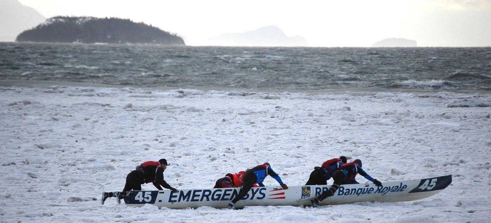 Canot à glace : un Pistolois remporte l'or au Carnaval de Québec | infodimanche.com