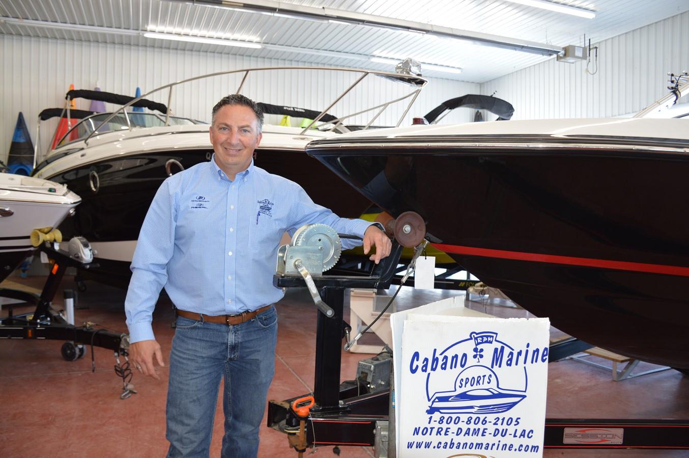 Cabano Marine et Sports ouvre une nouvelle division de roulottes - Info Dimanche