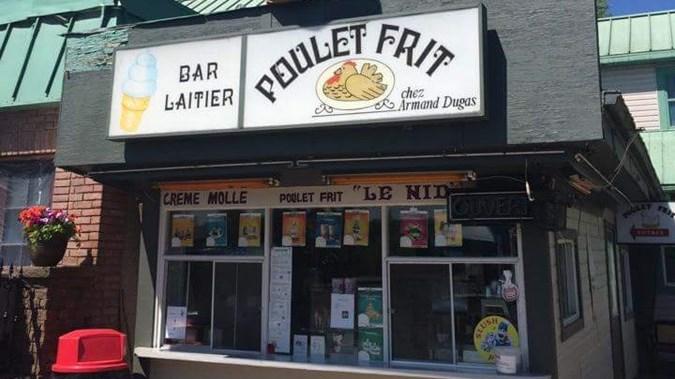 Le bar laitier et le Poulet frit Le Nid de Cabano seront rebâtis - Info Dimanche
