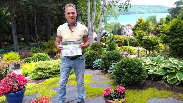 Le jardin de la petite cole remporte le prix exp rience jardin canada 150 - Petit jardin vaudreuil ...