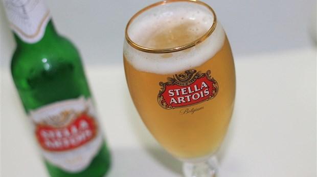 Stella Artois procède à un rappel préventif de certaines bouteilles